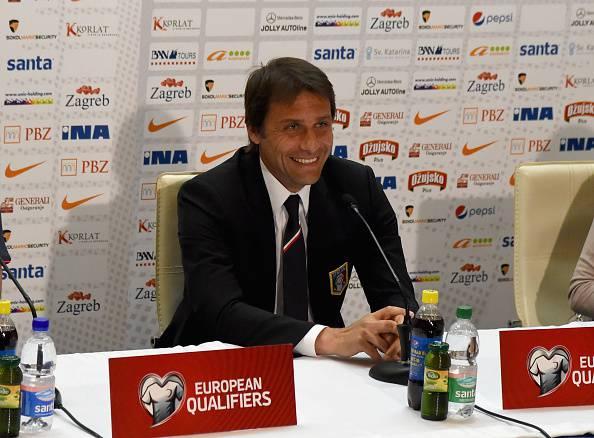 """Croazia – Italia. Conte: """"Penso che il 4-3-3 sia la soluzione migliore"""""""