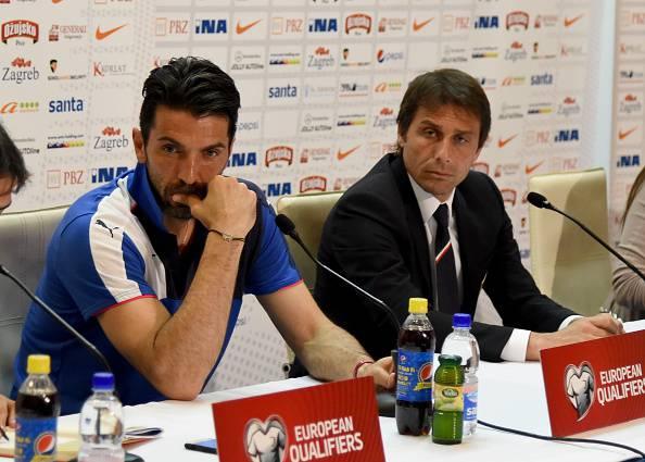 """Croazia – Italia. Buffon: """"Pirlo? Andrea deciderà con tranquillità il suo futuro"""""""