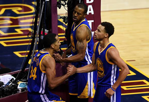 NBA Finals. Golden State espugna Cleveland e agguanta la serie sul 2-2