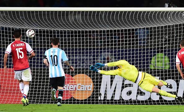Copa America. Argentina – Paraguay 2-2, gli highlights del match