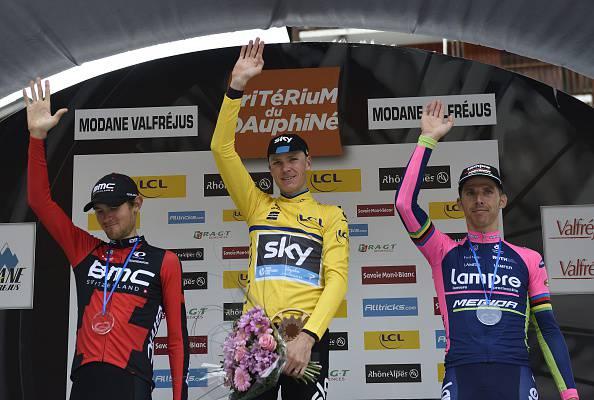 Giro del Delfinato 2015. 8^ tappa: Froome vince tappa e classifica generale