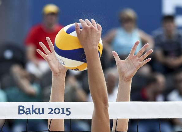 Baku 2015. Beach Volley; La coppia azzurra Giombini-Toti agli ottavi