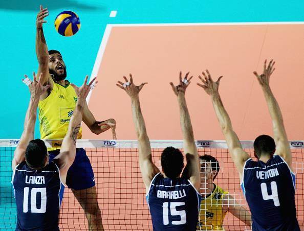 Pallavolo. World League, Italia – Brasile 0-3: rivincita verdeoro