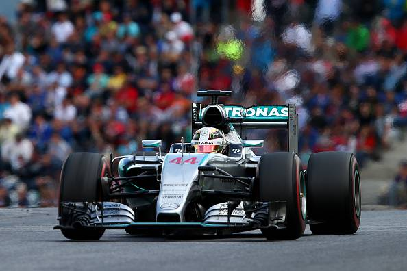 F1. GP Monza, libere due: dominio Mercedes