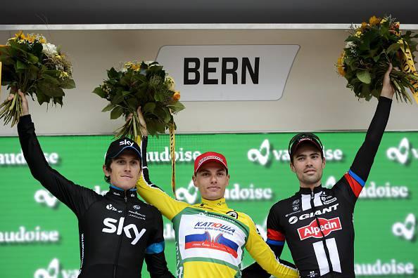 Giro di Svizzera 2015. 9^ tappa: Simon Spilak si aggiudica la corsa elvetica
