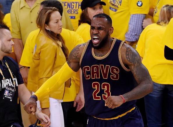 NBA: Lebron, altro record. Bene Spurs, Heat e Thunder