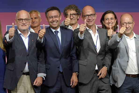 Barcellona. Bartomeu confermato Presidente