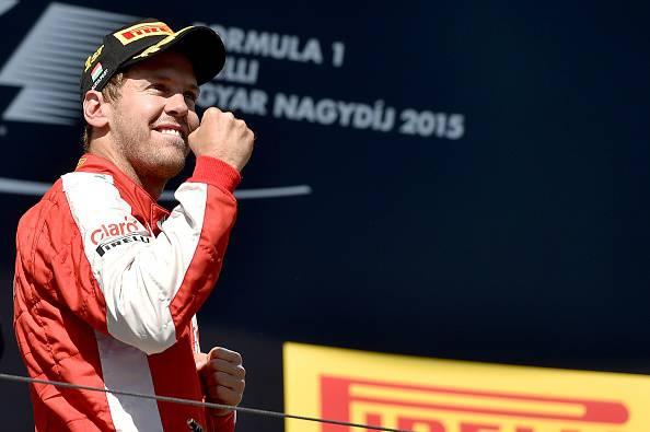 "F1. Gp Ungheria; Vettel: ""Giornata perfetta. Questa vittoria è per Jules"""