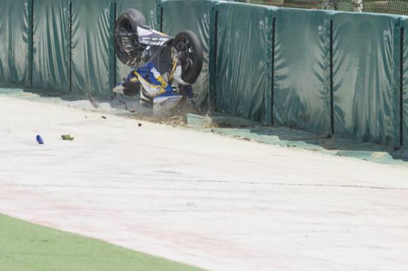 Motori. Tragedia a Laguna Seca, morti due piloti nella Superstock 1000