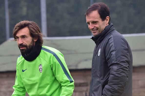 Juventus. Pirlo ufficiale a New York, Allegri prolunga il contratto con i bianconeri