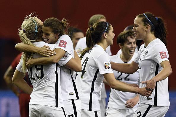 WWC. Gli Stati Uniti battono la Germania e volano in finale.