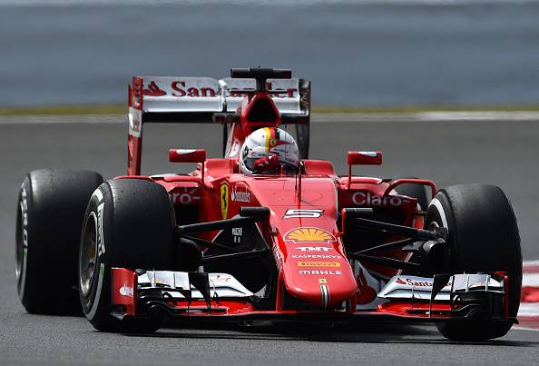"""Formula 1. GP Silverstone, Vettel: """"Non soddisfatto di alcune cose"""""""