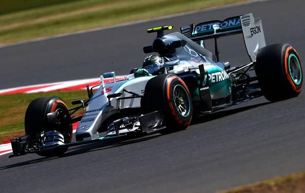 Formula 1. GP Silverstone, Rosberg davanti nelle seconde prove libere