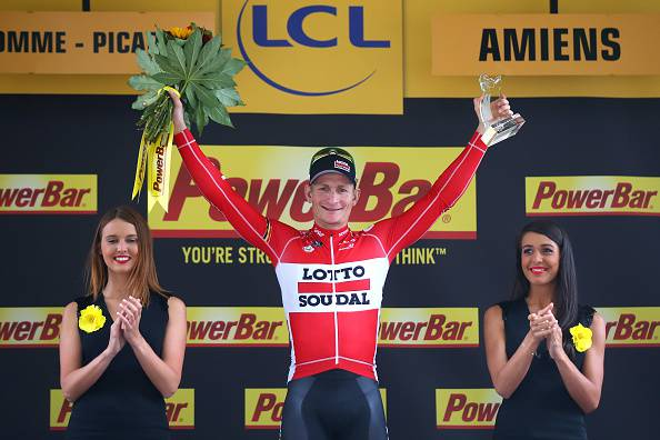 Tour de France 2015. 15^ tappa, Greipel concede il tris
