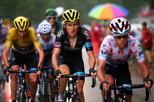 xxxx during stage twelve of the 2015 Tour de France, a 195 km stage between Lannemezan and Plateau de Beille, on July 16, 2015 in Plateau de Beille, France.