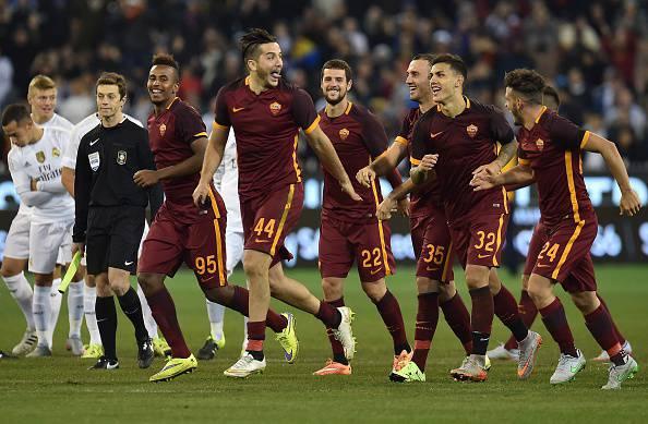 Icc Australia. La Roma vince ai rigori. Real Madrid battuto. De Sanctis para, Keita chiude i giochi