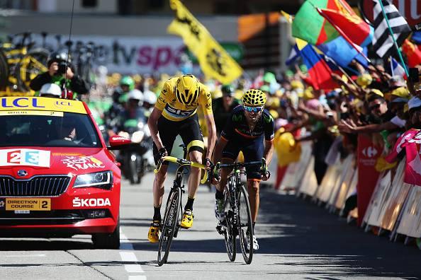"""Tour de France 2015. 20^ tappa, Froome si difende da Quintana e vince la sua seconda """"Grande Boucle"""" (FOTO)"""