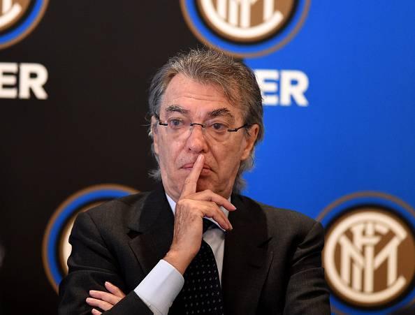 Massimo Moratti, ex Presidente dell'Inter