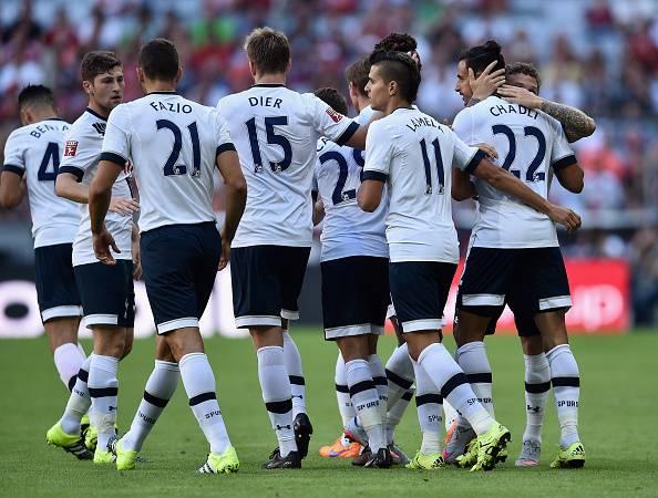 Audi Cup 2015. Seconda sconfitta per il Milan. Il Tottenham vince 2-0