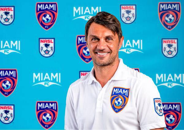 Nasl. Il Miami F.C. svela stemma e logo del club