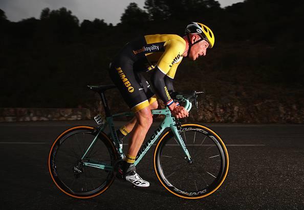 Eneco Tour 2015. 4^ tappa: colpaccio Jos Van Emden: tappa e maglia per l'olandese
