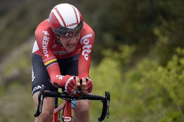 Eneco Tour 2015. 6^ tappa, colpo Wellens. Maglia e tappa per il belga