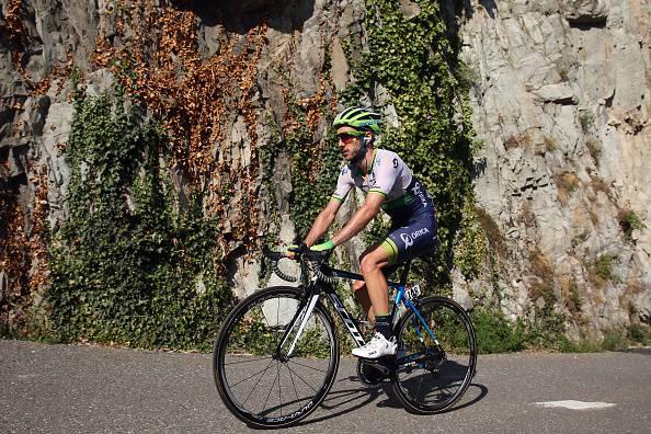 Clasica Ciclista San Sebastian 2015. Yates trionfa con un gran numero