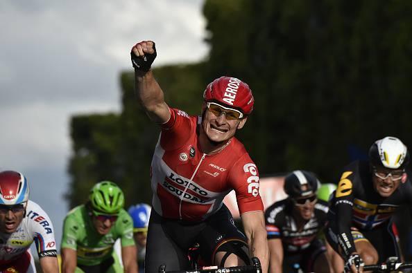 Eneco Tour. 2^ tappa: guizzo di Greipel, Asselman nuovo leader