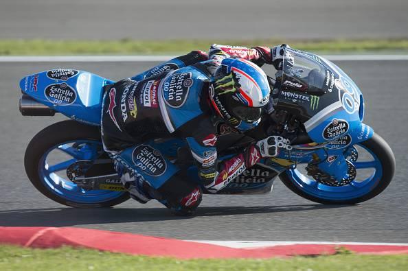Moto 3. GP Silverstone, Navarro a sorpresa firma la pole position