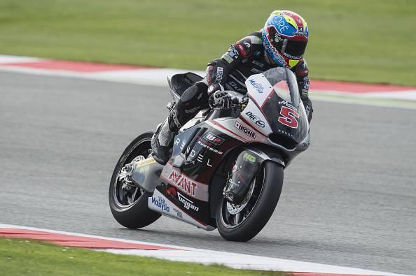 Moto 2. GP Gran Bretagna, quinto centro per Zarco