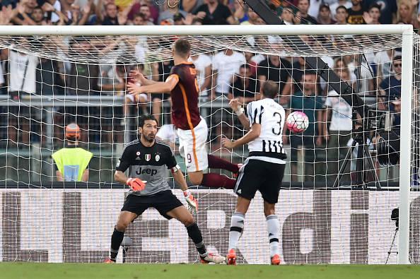Serie A. Roma – Juventus 2-1: Pjanic apre, Dzeko chiude (FOTO)