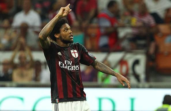 Luiz Adriano, attaccente del Milan