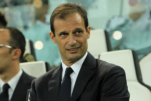 Juventus: Allegri rinnova fino al 2018