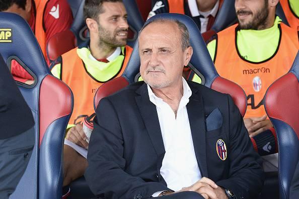 Delio Rossi, allenatore del Bologna