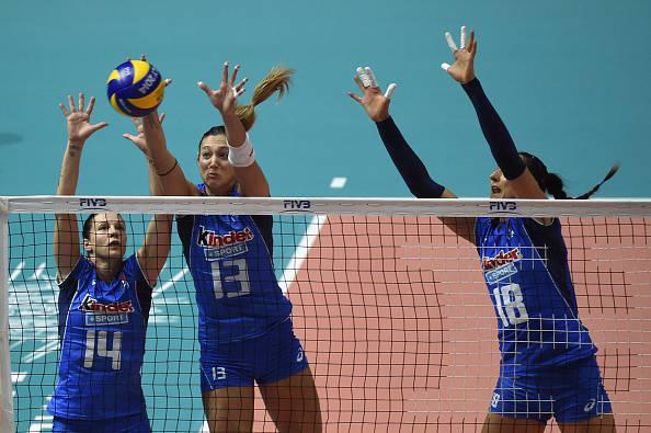 EuroVolley 2015. L'Italia supera la Croazia, domani i quarti con la Russia