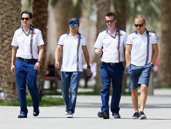 Formula 1. Massa e Bottas confermati alla guida della Williams anche nel 2016