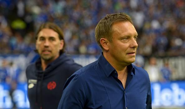 André Breitenreiter e Martin Schmidt (getty images)