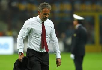 Sinisa Mihajlovic, allenatore del Milan