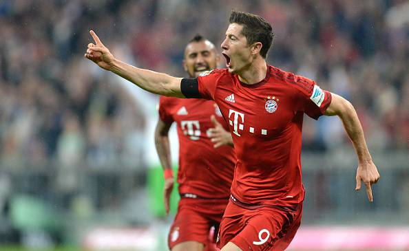 Lewandowski va al real ?