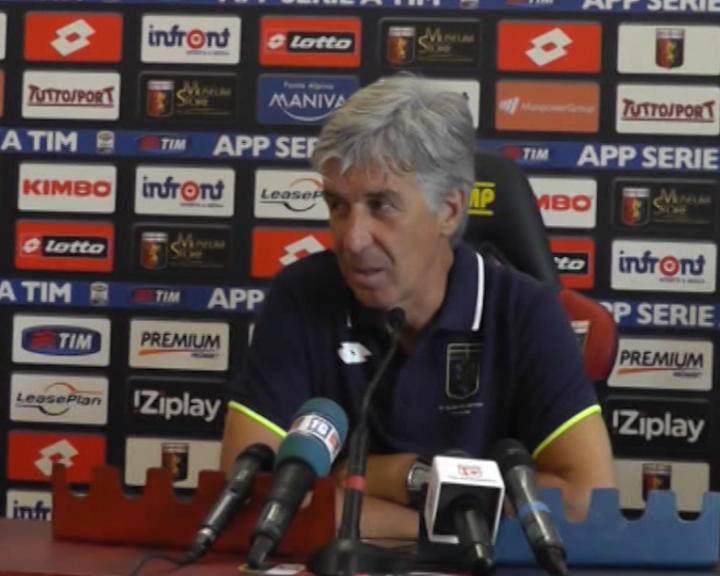 """Genoa, Gasperini: """"Tradizione positiva , speriamo di continuare"""""""