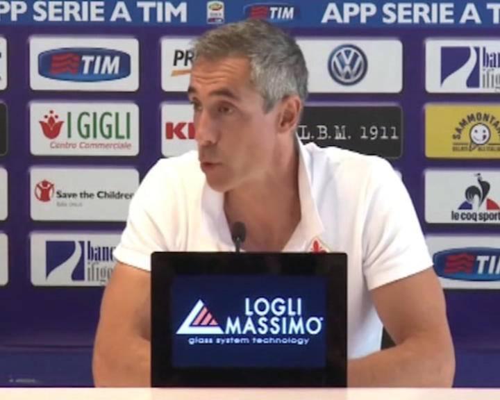 """Fiorentina, Sousa: """" Nessun problema con la società. Inter? Vogliamo vincere"""""""