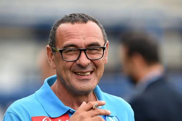 """Napoli, Sarri: """"Test importante, voglio vittoria e prestazione"""""""