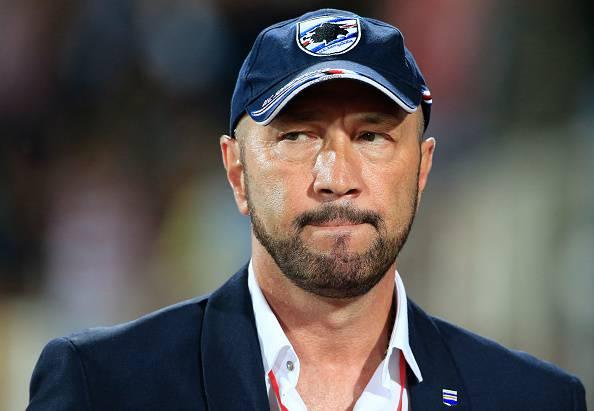 Walter Zenga, ex tecnico della Sampdoria