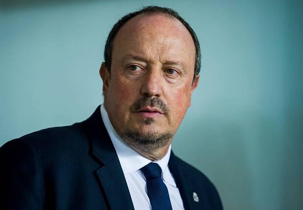 Rafa Benitez, allenatore del Real Madrid