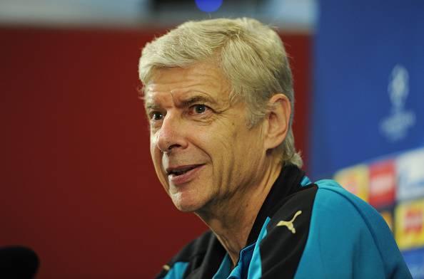 Arsene Wenger, tecnico dell'Arsenal