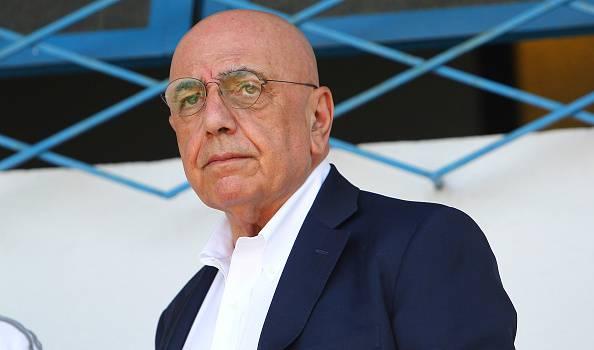 Adriano Galliani, AD del Milan