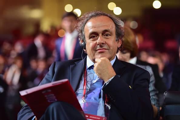 Michel Platini, da oggi ex presidente UEFA