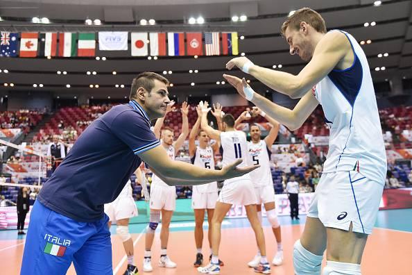 EuroVolley 2015, esordio ok per l'Italia: battuta 3-0 l'Estonia