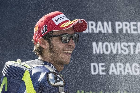 Valentino Rossi, pilota Moto GP