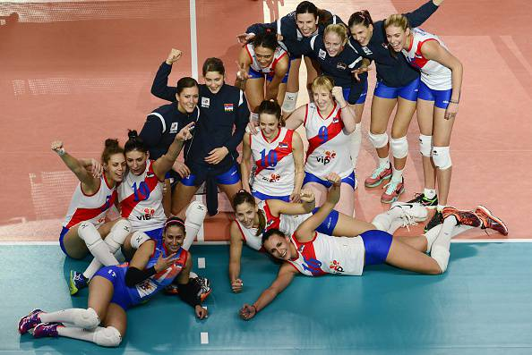 Volley. Europei 2015: Olanda – Serbia e Russia – Turchia le due semifinali